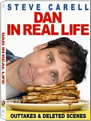 Dan in Real Life starring Steve Carell: DVD Cover