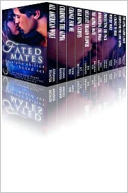 Adriana Hunter, Eve Langlais, Michelle Fox, Molly Prince Lynn Red - Fated Mates: The Alpha Shifter Boxed Set