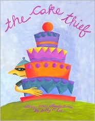 Cake Thief by Sally O. Lee: Book Cover