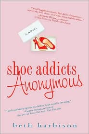 Shoe Addicts Anonymous by Beth Harbison: Book Cover