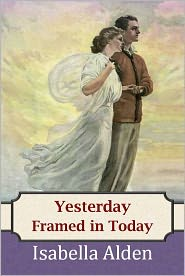 Pansy, Jenny Berlin (Introduction) Isabella Alden - Yesterday Framed in Today