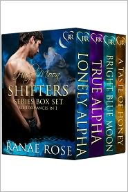 Ranae Rose - Half Moon Shifters Series Box Set