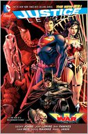 Justice League by Geoff Johns: Book Cover