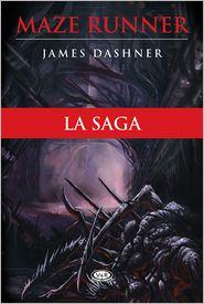 James Dashner - Saga Maze Runner