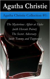 Agatha Christie - Agatha Christie Collection #1: The Mysterious Affair at Styles (with Hercule Poirot) + The Secret Adversary (with Tommy and Tuppence)