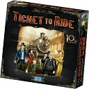 Ticket To Ride - 10th Anniversary: Product Image