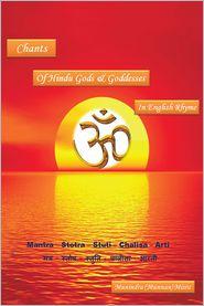 Munindra Misra - Chants of Hindu Gods and Godesses in English Rhyme (PagePerfect NOOK Book)
