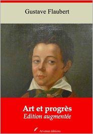 Flaubert, Gustave - Art et progrès