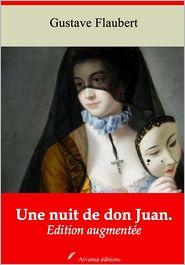 Flaubert, Gustave - Une nuit de don Juan.