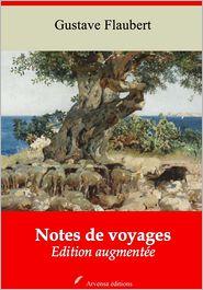 Flaubert, Gustave - Notes de voyages