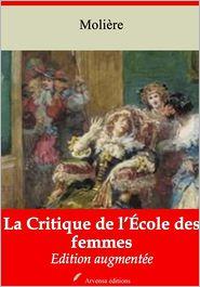 Molière - La Critique de l'École des femmes