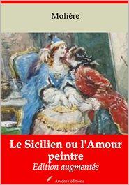 Molière - Le Sicilien ou l'Amour peintre