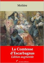 Molière - La Comtesse d'Escarbagnas