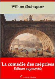 William Shakespeare  François-Victor Hugo - La comédie des méprises