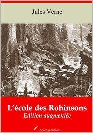 Jules Verne - L'école des Robinsons