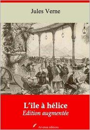 Jules Verne - L'île à hélice