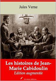Jules Verne - Les histoires de Jean-Marie Cabidoulin
