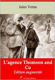 Jules Verne - L'agence Thomson and Co