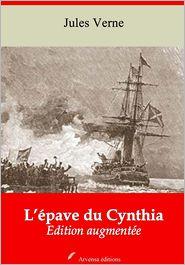 Jules Verne - L'épave du Cynthia