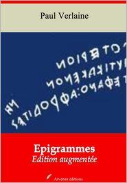 Paul Verlaine - Epigrammes