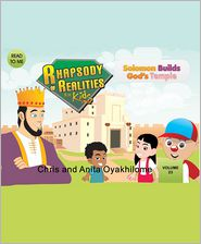 Pastor Chris and Anita Oyakhilome - Rhapsody of Realities for Kids: April 2014 Edition