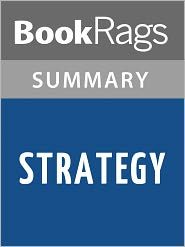 BookRags - Strategy by B. H. Liddell Hart l Summary & Study Guide