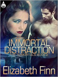 Elizabeth Finn - Immortal Distraction