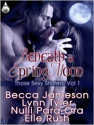 Elle Rush, Lynn Tyler, Nulli Para Ora  Becca Jameson - Beneath a Spring Moon