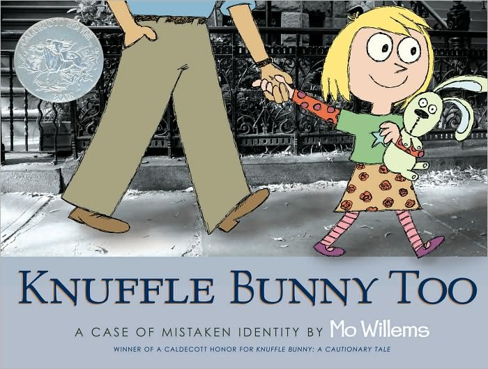 Knuffle bunny for Bunny williams wikipedia