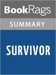 BookRags - Survivor by Chuck Palahniuk Summary & Study Guide