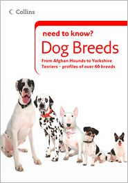 Suzanne Collins - Dog Breeds (Collins Need to Know?)