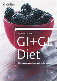 Suzanne Collins - GI + GL Diet (Collins Need to Know?)