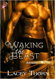 Lacey Thorn - Waking the Beast (Awakening Pride Series, #1) by Lacey Thorn