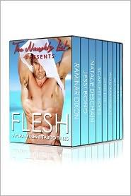 Polly J Adams, Scarlett Skyes, Natalie Deschain, Cerise Lush Raminar Dixon - Flesh: Alpha Males and Taboo Tales