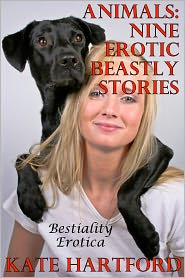 Kate Hartford - Animals: Nine Erotic Beastly Stories