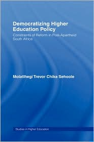 Democratizing Higher Education Policy: ...