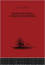 H. G. Rawlinson  Captain Basil Hall - Travels in India, Ceylon and Borneo