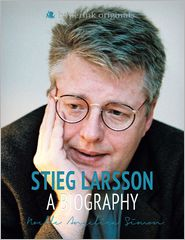 Noelle Angelica Simon - Stieg Larsson: Author of The Girl With the Dragon Tattoo
