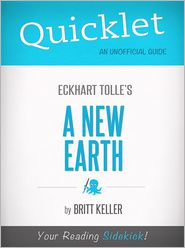 Britt Keller - Quicklet On A New Earth By Eckhart Tolle