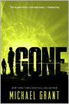 Book Cover Image. Title: Gone (Gone Series #1), Author: by Michael Grant