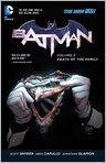 Book Cover Image. Title: Batman Vol. 3:  Death of the Family (The New 52), Author: by Scott Snyder