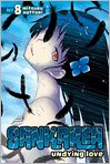 Book Cover Image. Title: Sankarea 8:  Undying Love, Author: by Mitsuru Hattori