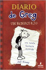 Diaro de Greg, Un Renacuajo