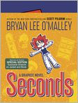 Book Cover Image. Title: Seconds (B&N Exclusive Edition), Author: by Bryan Lee O'Malley