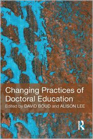 Changing Practices of Doctoral Educatio...