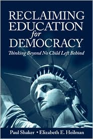 Reclaiming Education for Democracy: Thi...