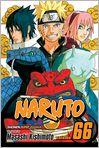 Book Cover Image. Title: Naruto, Volume 66, Author: by Masashi Kishimoto