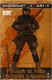 J. Brown, Marshall Dillon, Matt Hebb, Scott R. Brooks M. Zachary Sherman - America's Army #0