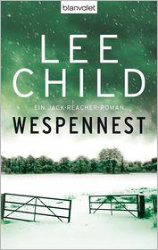 Wulf Bergner  Lee Child - Wespennest