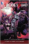 Book Cover Image. Title: Suicide Squad Vol. 4:  Discipline and Punish (The New 52), Author: by Ales Kot